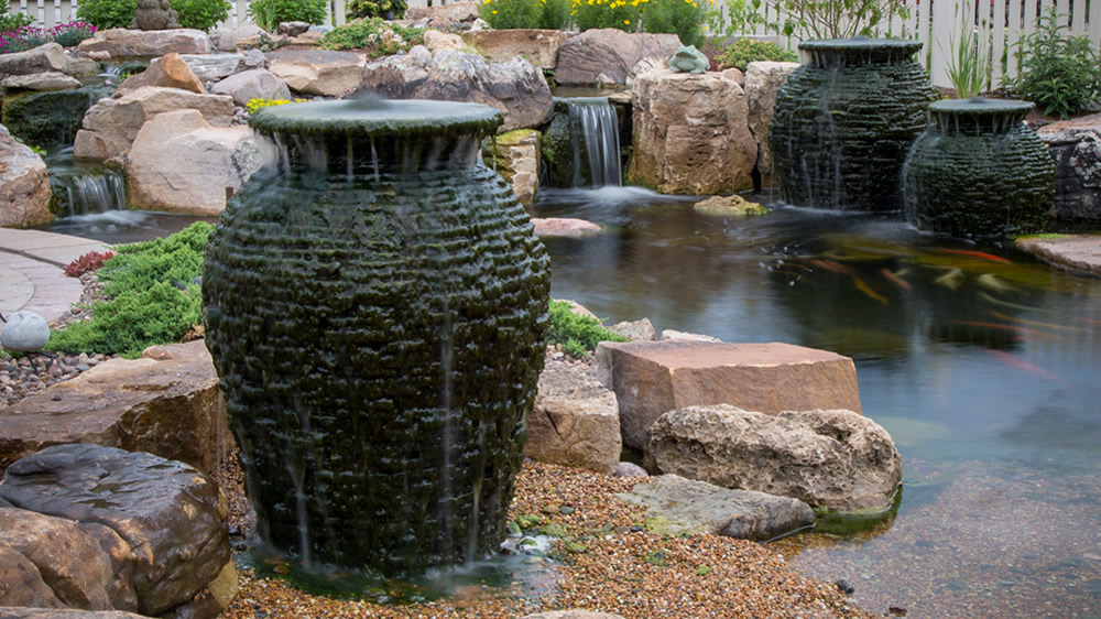 Aquascape Products Leeds. We build, restore and maintain ...